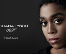 lashana lynch 007 james bond daniel craig