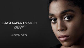 lashana lynch 007 james bond daniel craig