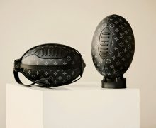 louis vuitton rugby ball