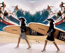 couture surf board compilation