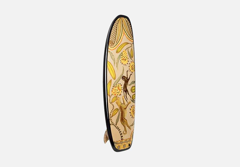 Hermes surfboard