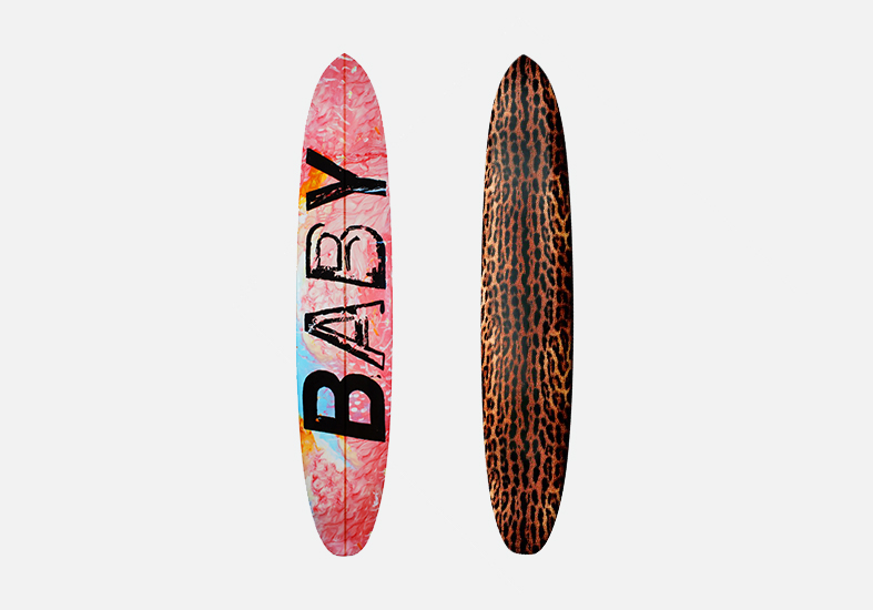 Saint Laurent surboards