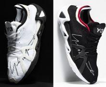 y-3 adidas sneaker yohji yamamoto