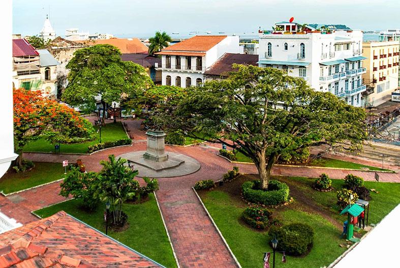 Panama City Guide Casco Viejo