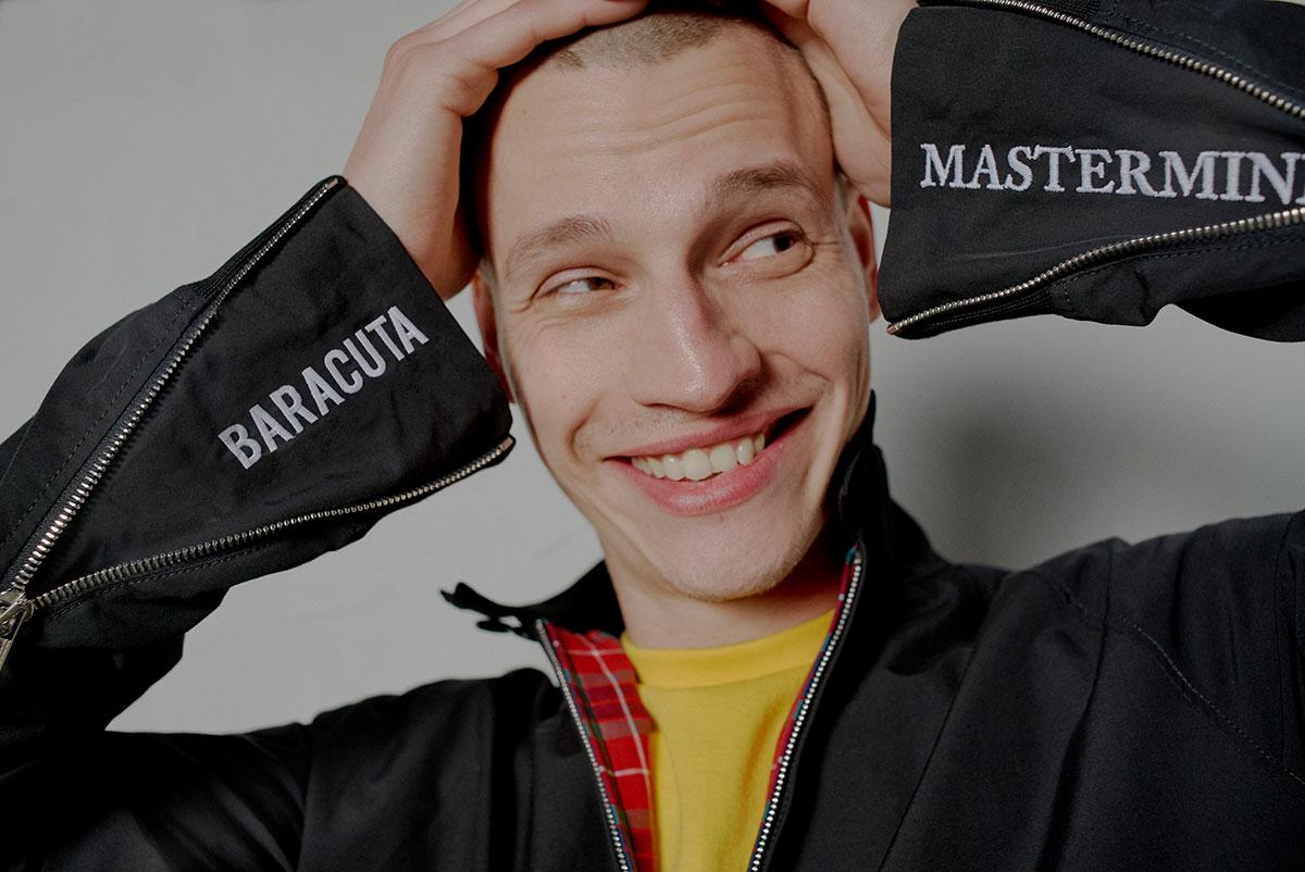 Baracuta x Mastermind