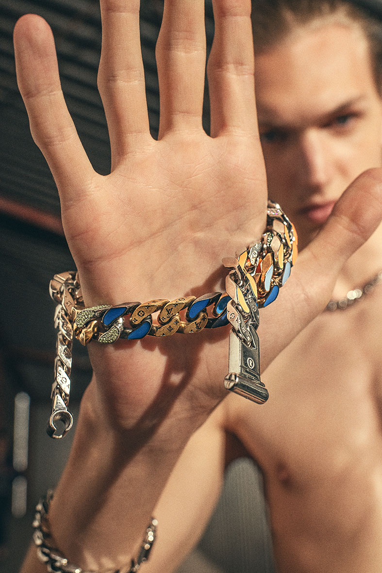 Louis Vuitton Men's Jewelry