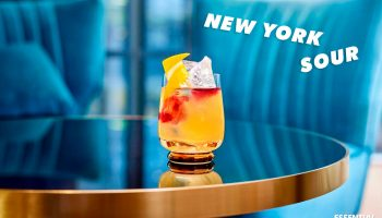 Macallan New York Sour