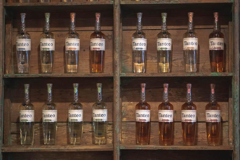 Tanteo Tequila