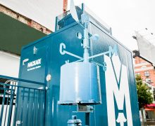 Mackage weather station