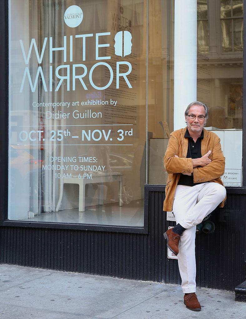 """Valmont """"White Mirror"""""""