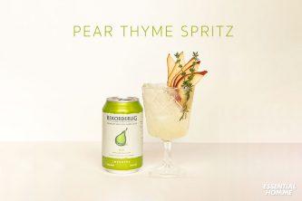Pear Spritz
