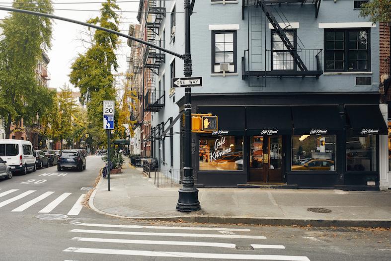 Cafe Kitsune New York