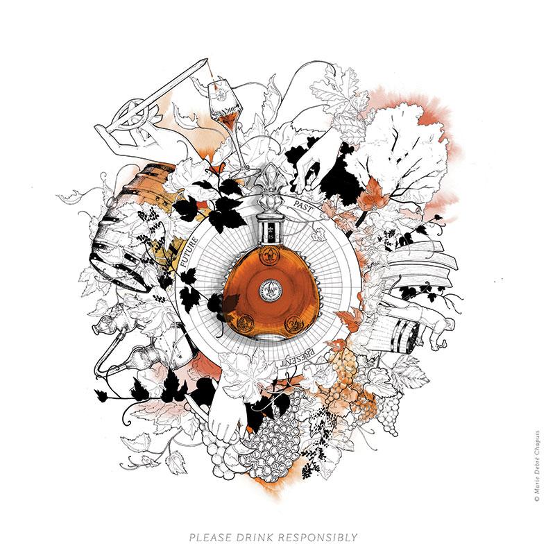 Louis 13 cognac