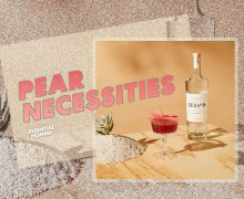 Pear Necessities Cocktail