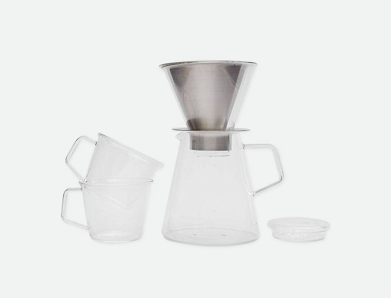 kinto coffee set