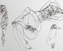 artist Skye ferrante
