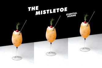 the mistletoe cocktail