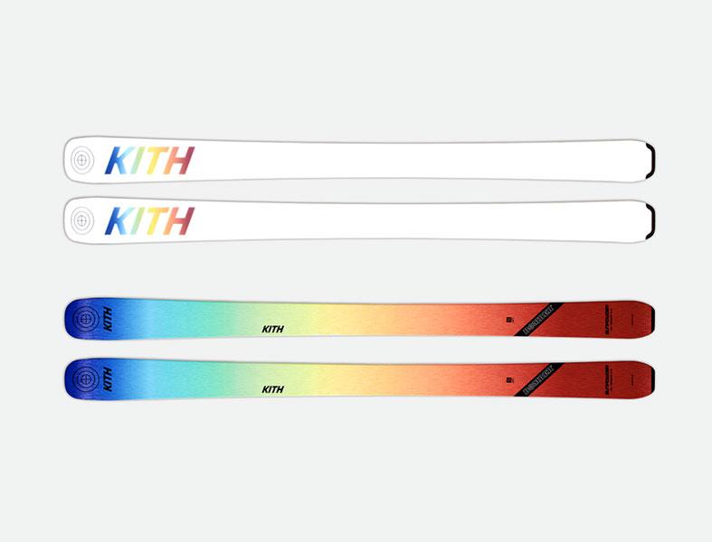 designer skis