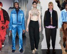 London Fashion Week Mens FW2020