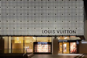 Louis Vuitton new restaurant