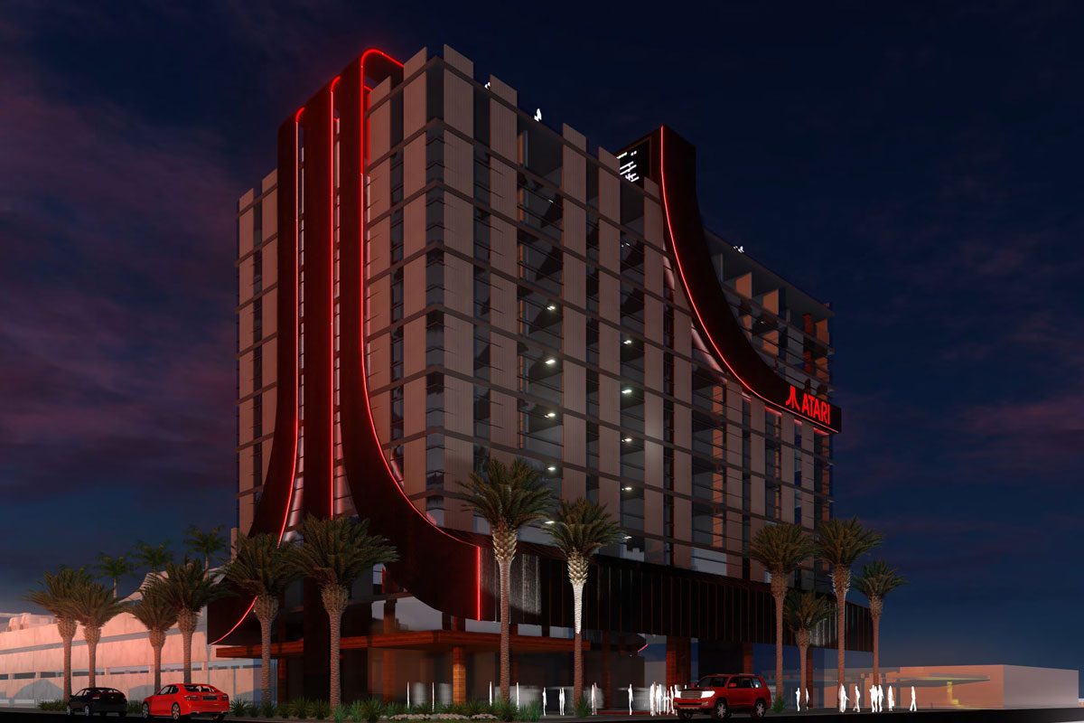 Atari to Open Video Game-Themed Hotels in the US