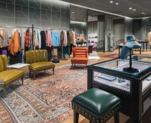 gucci men's store beverly hills