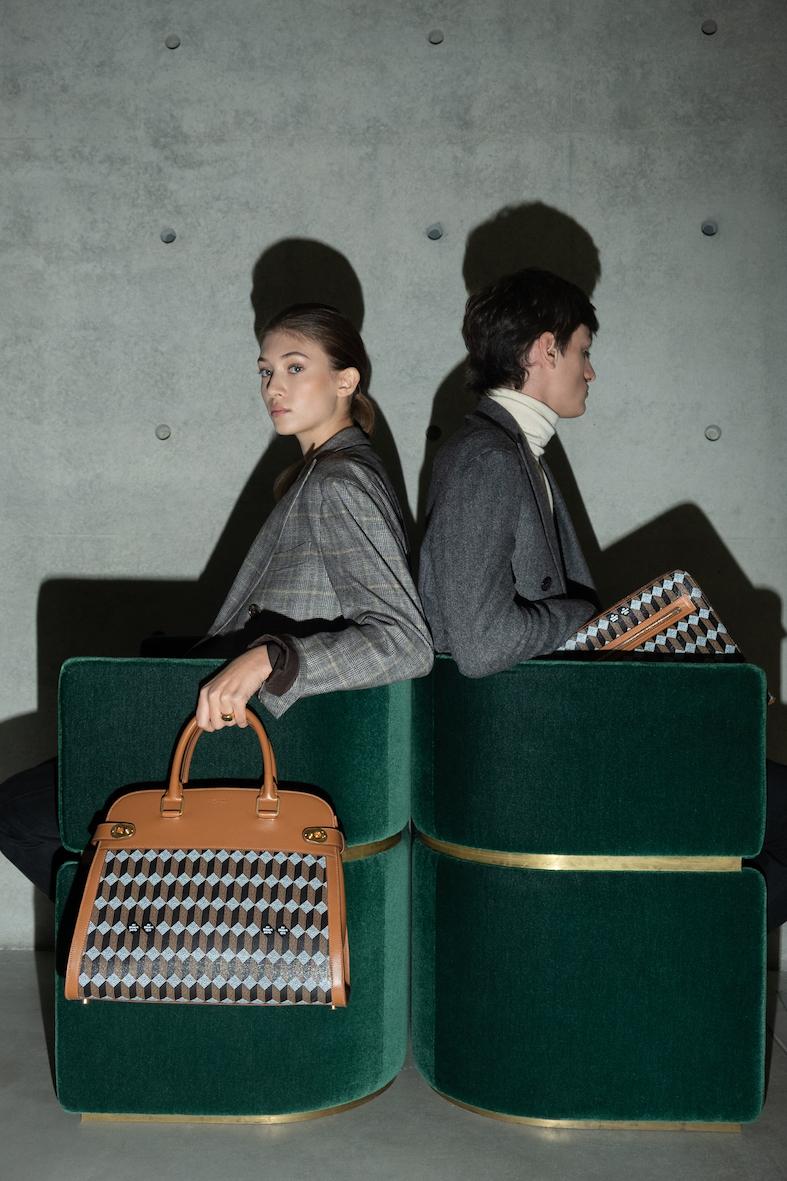 Au Depart suitcases