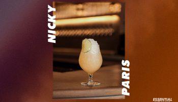 Nicky paris cocktail