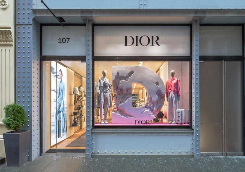 dior men's store soho